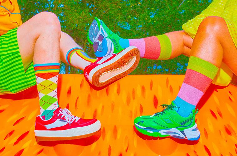 Happy Socks(ハッピーソックス)のブランドイメージ