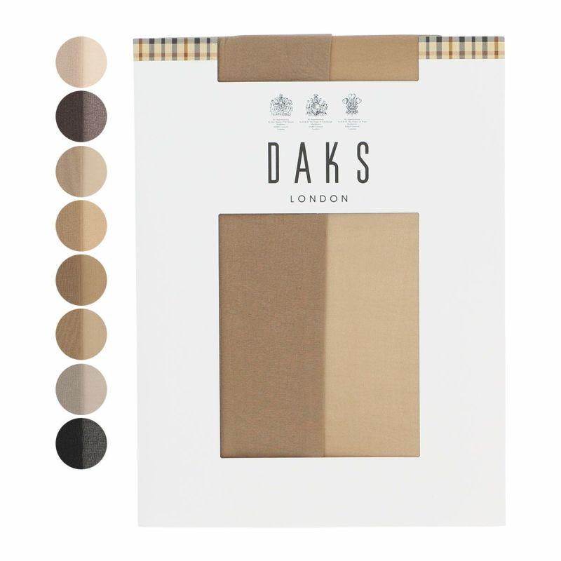 DAKS(ダックス)しなやかソフトシアーパンティストッキング高級極細糸(ハイマルチナイロン)使用レディース婦人プレゼント贈答ギフト151-1004