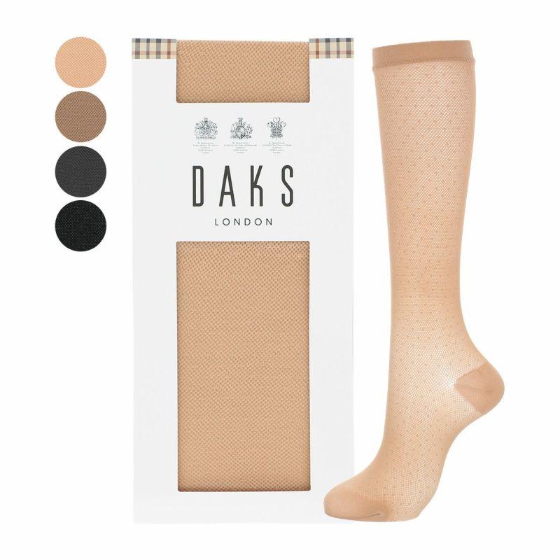 DAKS(ダックス)シスルハイソックスレディースソックス婦人靴下プレゼント贈答ギフト153-8003