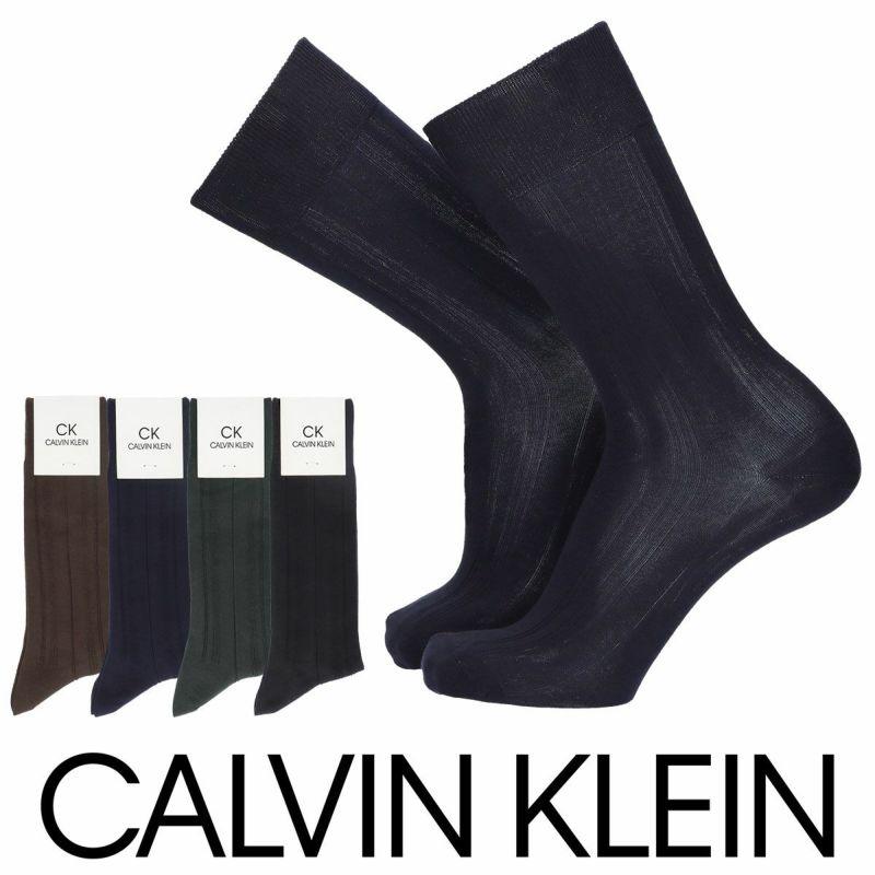 CalvinKleinカルバンクラインストライプ柄メンズカジュアルソックス靴下男性紳士プレゼントギフトバレンタイン02562276