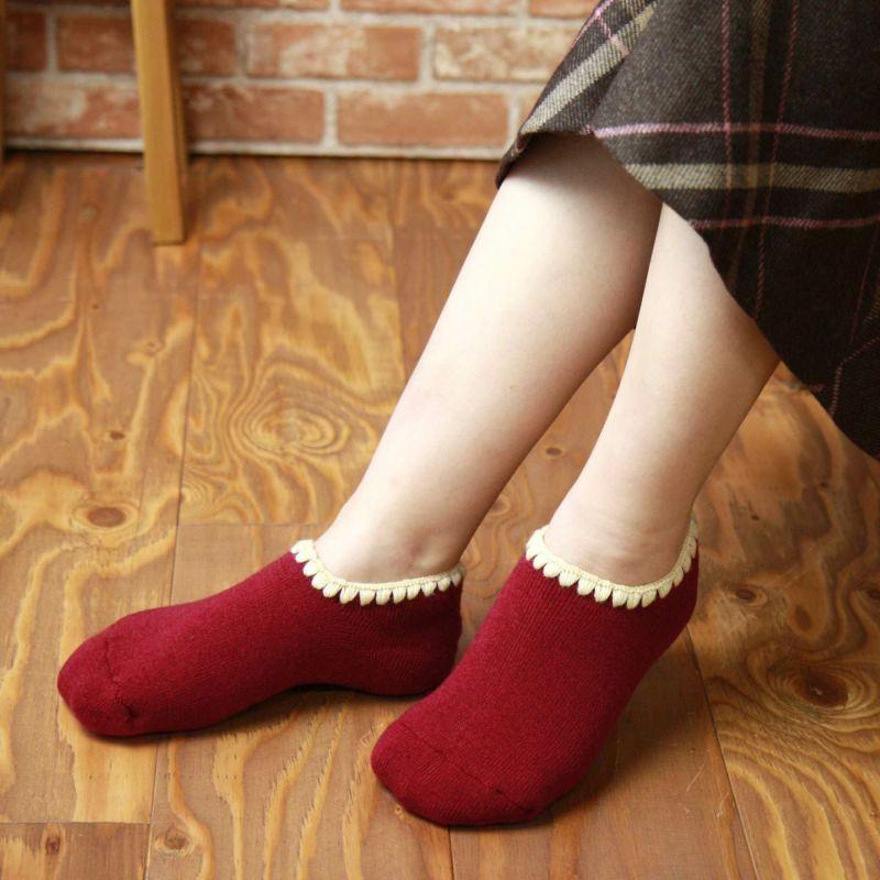 ハマグリパイルホームカバー(室内用靴下)