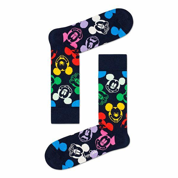ハッピーソックス【Limited】HappySocks×Disney(ディズニー)COLORFULCHARACTER(カラフルキャラクター)クルー丈ソックス靴下メンズ男性紳士【プレゼント贈答ギフト】10417035