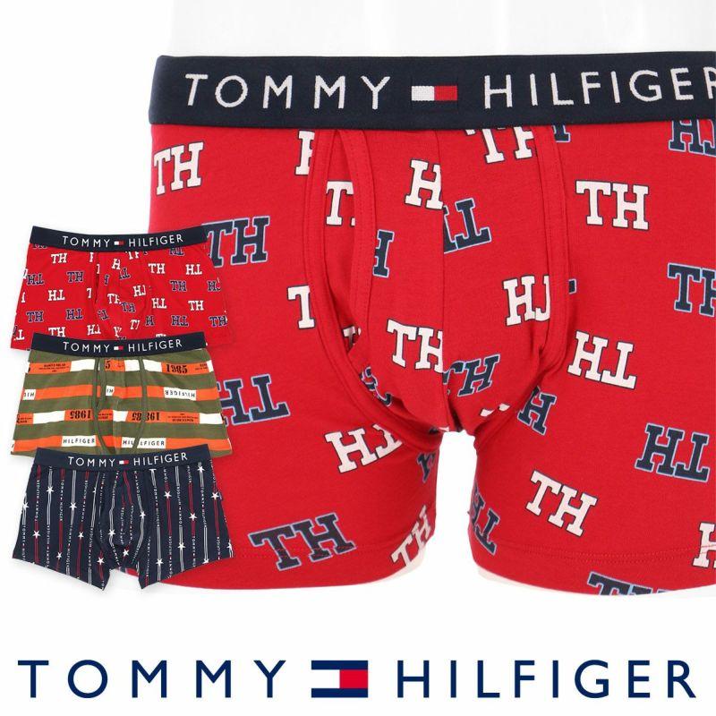 TOMMYHILFIGER|トミーヒルフィガーKEYHOLETRUNKPRINTキーホールトランクプリント5330-1874男性メンズプレゼント贈答ギフト