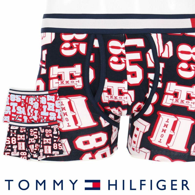 TOMMYHILFIGER|トミーヒルフィガーKEYHOLETRUNKPRINTキーホールトランクプリント5330-1875男性メンズプレゼント贈答ギフト