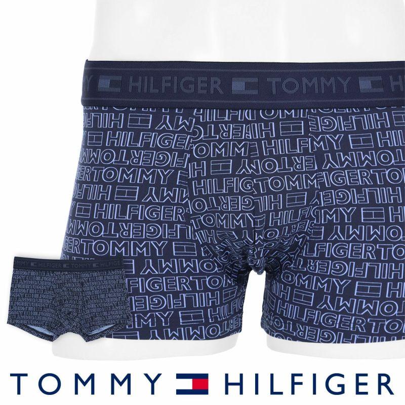 TOMMYHILFIGER|トミーヒルフィガーLOWRISETRUNKMFPRINTローライズトランクMFプリントローライズボクサーパンツ5330-0717男性メンズプレゼント贈答ギフト
