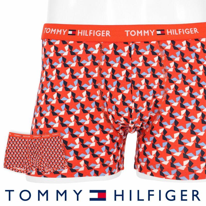 TOMMYHILFIGER トミーヒルフィガーTRUNKPRINTORGANICCOTTONトランクプリントオーガニックコットン5330-1834男性メンズプレゼント贈答ギフト
