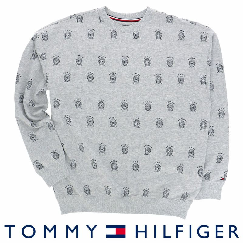TOMMYHILFIGER|トミーヒルフィガーTRACKTOPTHCOOLトラックトップTHクール綿100%長袖スウェット5330-1800男性メンズプレゼント贈答ギフト