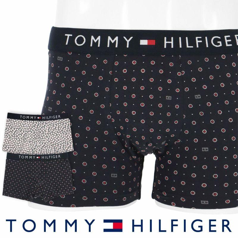 TOMMYHILFIGER|トミーヒルフィガーTRUNKPRINTトランクプリントコットントランクボクサーパンツ男性メンズプレゼント贈答ギフト5330-1831