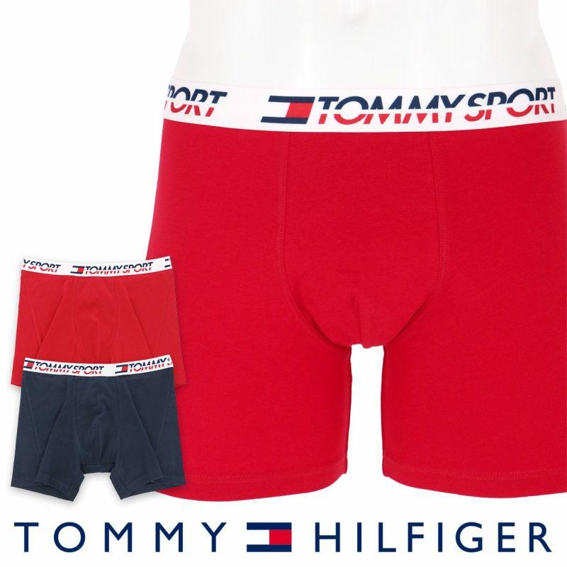 TOMMYHILFIGER トミーヒルフィガーTOMMYSPORTCOTTON2PBOXERBRIEFCOREトミースポーツコットン2枚組ボクサーパンツ5339-1230男性メンズプレゼント贈答ギフトポイント10倍