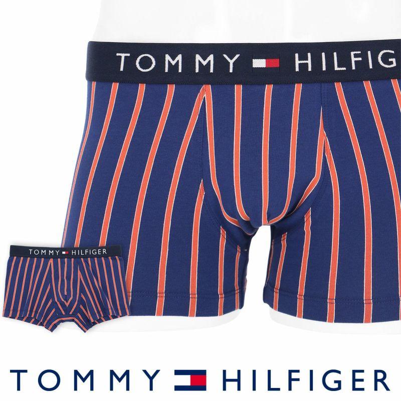 TOMMYHILFIGER|トミーヒルフィガーFASHONUNDERWEARCOTTONTRUNKTIESTRIPEコットンタイストライプボクサーパンツ5339-1494男性下着メンズプレゼントギフト誕生日ポイント10倍