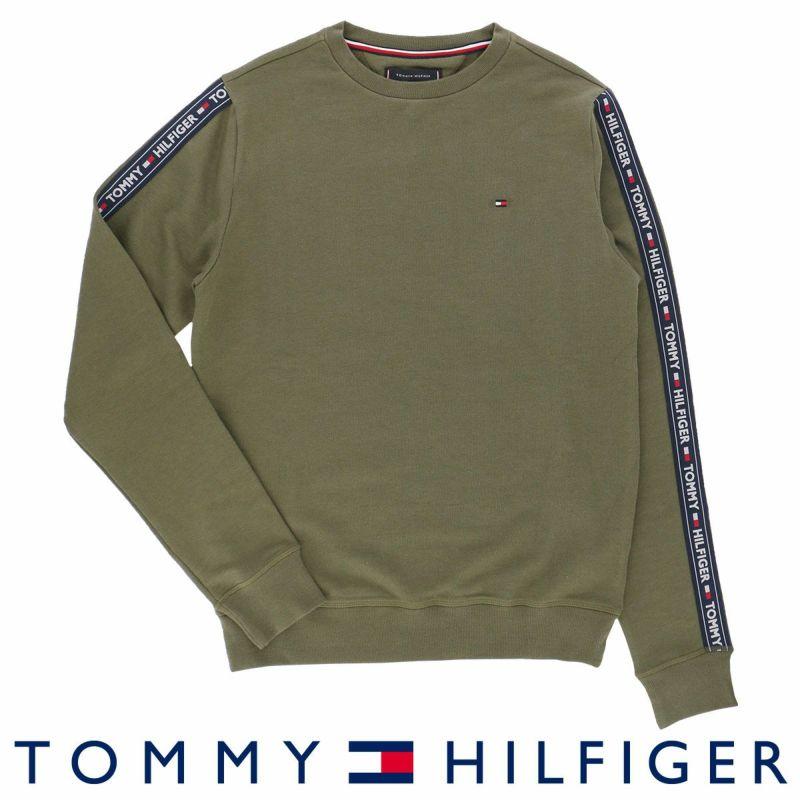 TOMMYHILFIGER|トミーヒルフィガー男性メンズトップAUTHENTIC長袖コットンスウェットトレーナー53390705