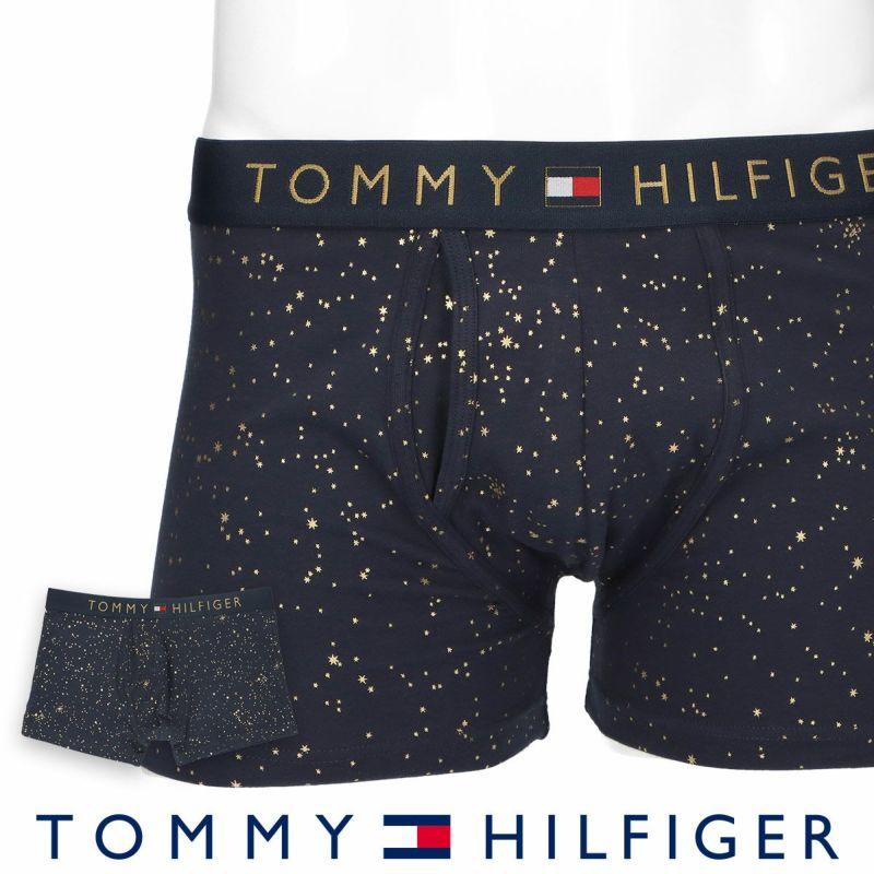 TOMMYHILFIGER トミーヒルフィガー男性メンズパンツTOMMYORIGINALHOLIDAYKEYHOLETRUNKPRINTトミーオリジナルホリデーコットンボクサーパンツ男性メンズプレゼント贈答ギフト53302017