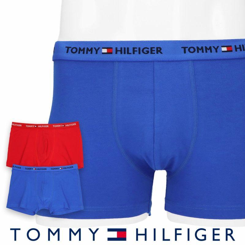 TOMMYHILFIGERトミーヒルフィガーORGANICCOTTONTRUNKオーガニックコットンボクサーパンツEUサイズ53311659男性メンズ紳士プレゼントギフト