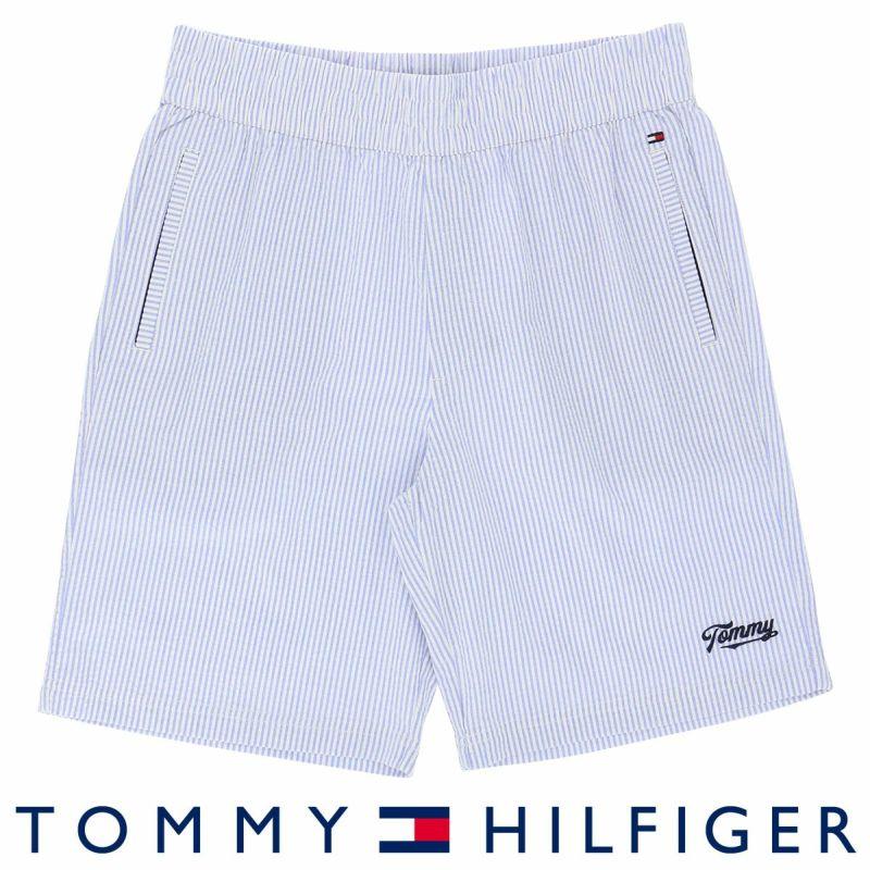 TOMMYHILFIGERトミーヒルフィガーSEERSUCKERSHORTシアサッカーコットンスウェットショートパンツEUサイズ53312157男性メンズ紳士プレゼントギフト