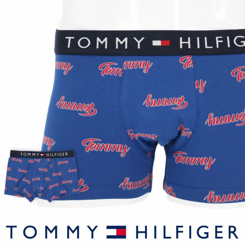 TOMMYHILFIGER|トミーヒルフィガーFASHONUNDERWEARCOTTONTRUNKTOMMYコットントランクボクサーパンツ5339-1526男性下着メンズプレゼントギフト誕生日