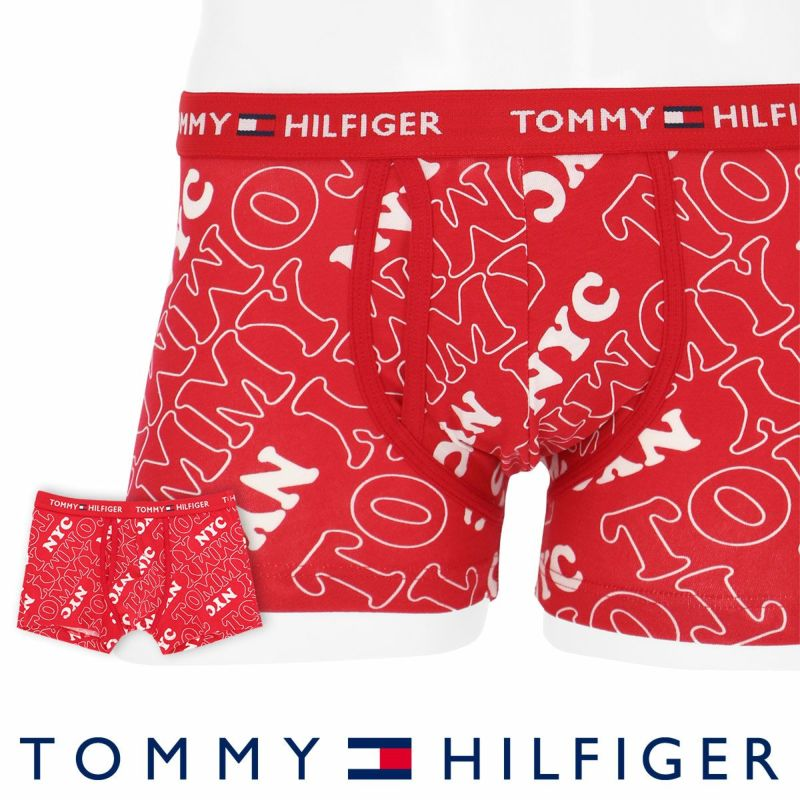 TOMMYHILFIGER|トミーヒルフィガーKEYHOLETRUNKNYCキーホールボクサーパンツ5339-1661男性下着メンズプレゼントギフト誕生日ポイント10倍