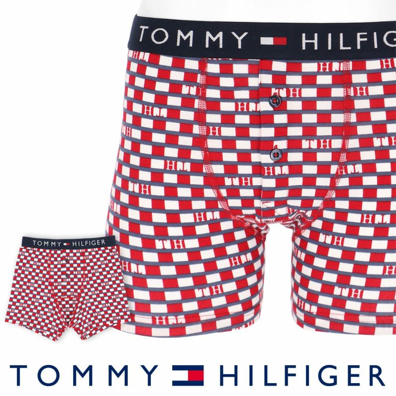 TOMMYHILFIGER|トミーヒルフィガーBUTTONFLYBOXERBRIEFFLAGSボタンフライフラッグボクサーパンツ5339-1668男性下着メンズプレゼントギフト誕生日ポイント10倍