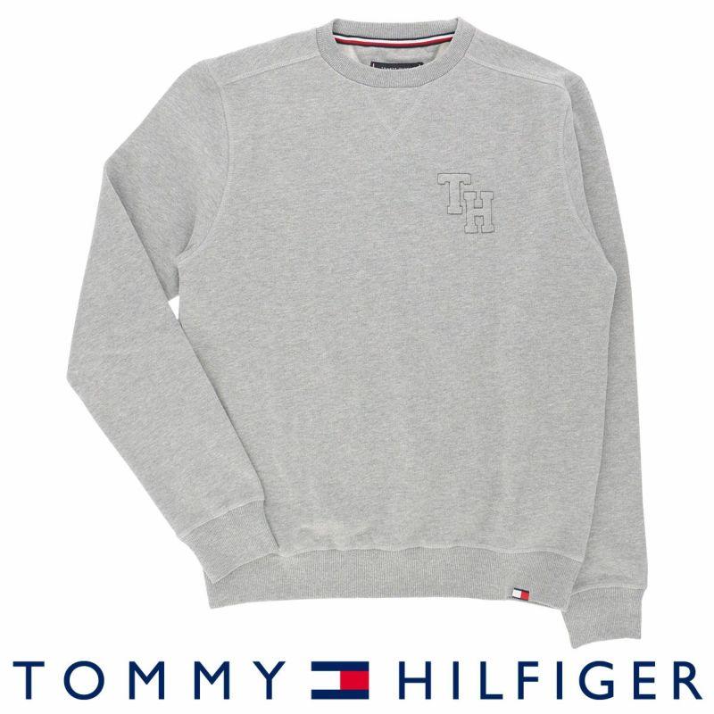TOMMYHILFIGER トミーヒルフィガー男性メンズトップTOMMYWEARFLEECE長袖フリーススウェットシャツ53391631