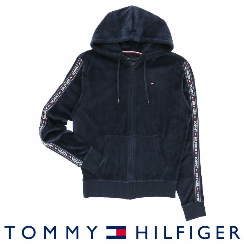 TOMMYHILFIGER|トミーヒルフィガー男性メンズトップAUTHENTICVEROUR長袖パーカージャケット53391656