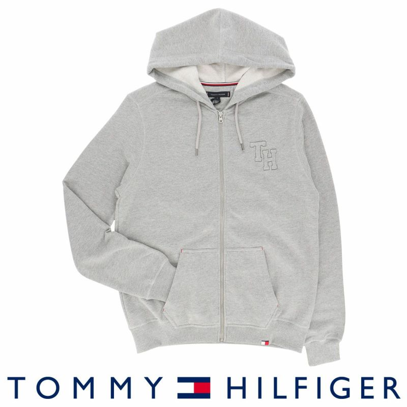 TOMMYHILFIGER|トミーヒルフィガー男性メンズトップTOMMYWEARFLEECEフリースパーカージャケット53391632