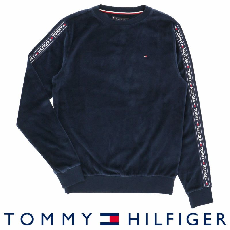 TOMMYHILFIGER|トミーヒルフィガー男性メンズトップAUTHENTICVEROUR長袖スウェットシャツ53391657