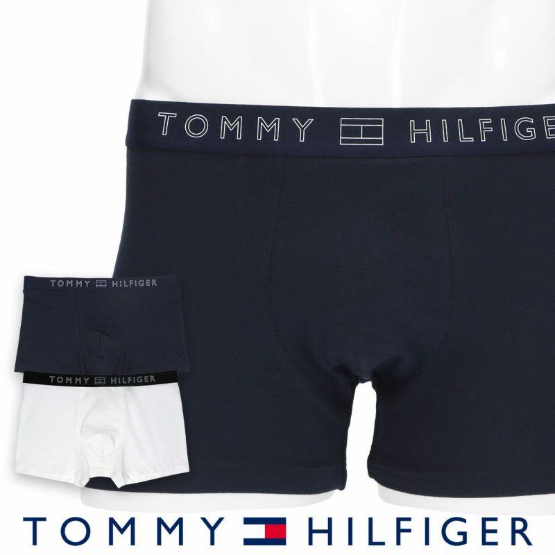 TOMMYHILFIGERトミーヒルフィガーJ-FiberCOTTONTRUNKコットンボクサーパンツEUサイズ53312187男性メンズ紳士プレゼントギフト